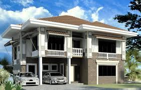 Spanish House Designs In The Philippines Modern Bahay Na Bato Style Modern Filipino House Filipino
