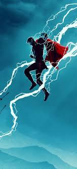 Thor Lightning 4K Wallpaper #164