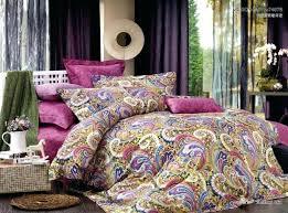 pastel duvet covers regarding inspire awesome idea paisley bed comforter sets 8 set multi pastel touch