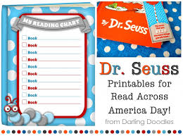 Dr. Seuss Printables - Darling Doodles