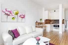 28 sqm studio in Stockholm with attractive interior design (1)