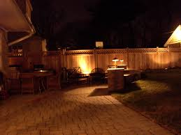 fence lighting ideas. outdoor fence lighting home design ideas and pictures inside size 2560 x 1920 r