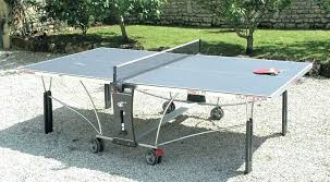 kettler outdoor ping pong table assembly instructions manual