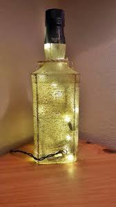 Liter Bottle Lights Large Jack Daniels Whiskey 1 75 Liter Bottle Table Lamp