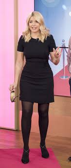 Holly Willoughby again she s a Perfect 10 she s got the looks.