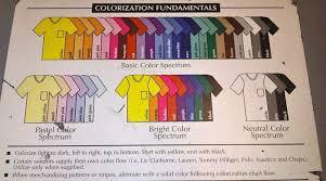 Dress Color Coordination