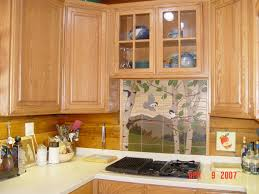 Slate Floor Kitchens Tile For Kitchen Awesome Brick Wall Kitchen Color Orange Tile