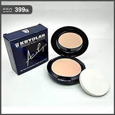 details of kryolan professional makeup powder
