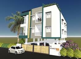 apartment architecture design. Apartment Design For Archeights Construction At Madambakkam Architecture