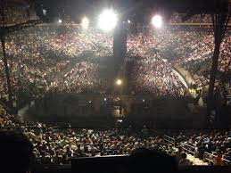 Madison Square Garden Section 218 Concert Seating