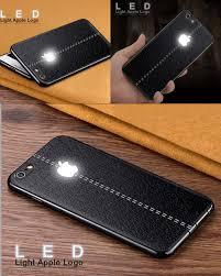 Iphone Light Cover Vaku Apple Iphone 6 6s Led Lexza Light Illuminated Apple Logo 3d Designer Case Back Cover
