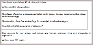 ielts essay nuclear power ielts writing task nuclear power  ielts essay nuclear power