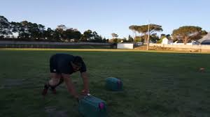 rugby pre season fitness conditioning session