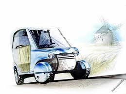 Жизнь и смерть Кинешмы Русский Автомобиль Дипломный проект Ильи Мелехова микроавтомобиль на агрегатах Кинешмы