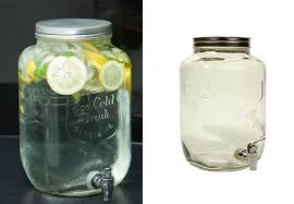29 for an 8l glass drink dispenser incl nationwide delivery