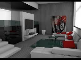 living room 3d model c4d free s file
