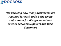 Define Quote Mesmerizing Why You Need To Define Document Requirements At The Quote Stage