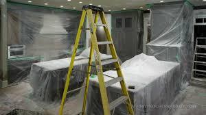 time lapse kitchen renovation