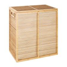 furniture made of bamboo. Laundry Basket Made Of Bamboo N°1 Furniture