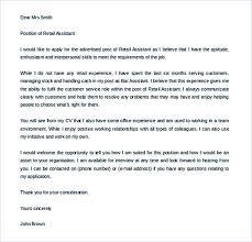 Retail Associate Cover Letter Rogers Sales Associate Cover Letter Job Cover Letter To Secure A Job