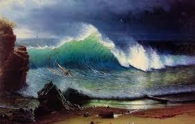 albert bierstadt the s of the turquoise sea