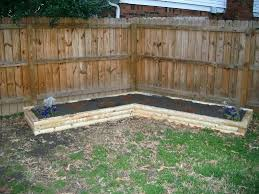 building a flower bed how to build raised flower beds with landscape timbers plain landscape timber