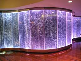 indoor water wall bubble walls indoor water wall fountains by tropical how to make water bubble