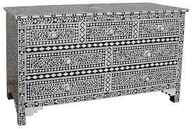 Home  Bone Inlay Dresser Universal Bone Inlay Dresser H23