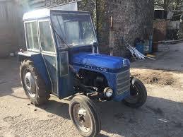 leyland 154 mini tractor no v a t