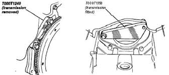 esprit cam belts ii remove the auxiliary drive belt and tensioner sub section ed 3 and water pump pulley