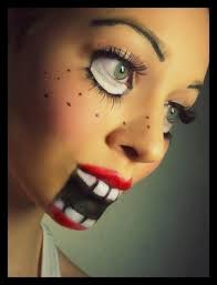 to diy or not to diy scary doll makeup 5c76f015a0bbabbe6f3a4c39f7c26207 333899759847024842