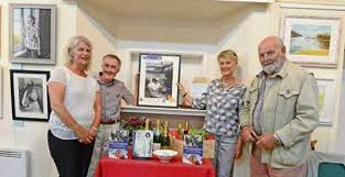 Art exhibition in aid of the RNLI | News | Bude & Stratton Post