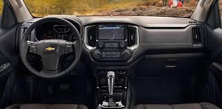 prestige elements have been introduced in the chevrolet colorado with a focus on iousness refinement and technology soft touch but durable materials