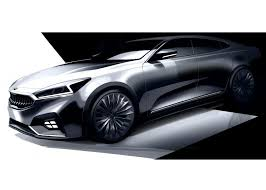 new car coming out 2016Kia releases renderings of futuristic 2016 Cadenza  NY Daily News