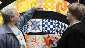 Roger Winchell Enters the AQS Quilt Show for the First Time - YouTube & Roger Winchell Enters the AQS Quilt Show for the First Time Adamdwight.com