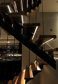 under stairs lighting. Strip Lights Under Stairs Lighting T