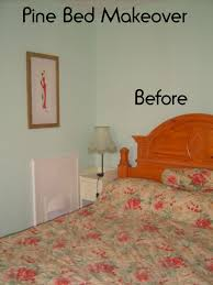 Painting Pine Bedroom Furniture White