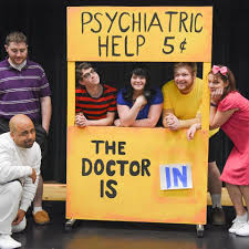 Review: 'You're a Good Man, Charlie Brown' at the Darien Arts Center —  OnStage Blog