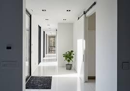 black white black sliding door hardware