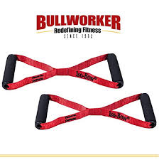 Bullworker Classic Exercise Chart Bullworker Iso Bow Pro Pair Isometric Exercise Equipment Portable Home Fitness Training Strap For Strength And Flexibility Gains Traveling