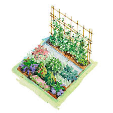 Small Picture Small Vegetable Garden Plans decorating clear