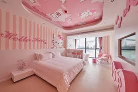 Feature Bookshelf Rest Air Ballerina Kitten Interior Hello Kitty Bedroom  Decor Slippers Malaysia Cupboard Diy Makeover