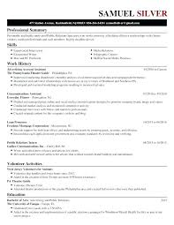 free personal employment history mortgage processor resume loan processor resume sample mortgage