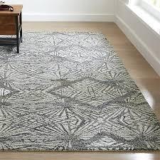 modern gray rug cherine area