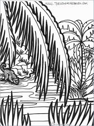 Jungle Book Coloring Pages To Print Elegant Kleurplaten Jungle