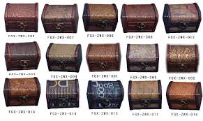 Small Decorative Wooden Boxes small decorative wooden mini treasure chestmetal storage boxes 11
