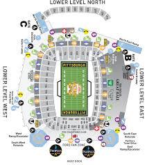 Nissan Stadium Seating Rows Nissan Stadium Seating Chart And
