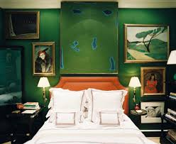 Smaragd Grünes Schlafzimmer Maler Kunst Grüne Schlafzimmer