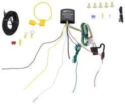 diagram for wiring the 2006 bmw x5 trailer wiring harness upgraded heavy duty modulite circuit protected vehicle wiring harness install kit