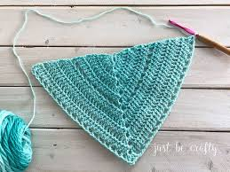 Crochet Triangle Pattern